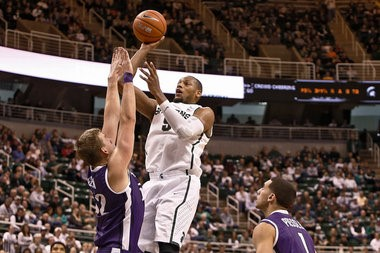 College basketball: Michigan State vs. Portland